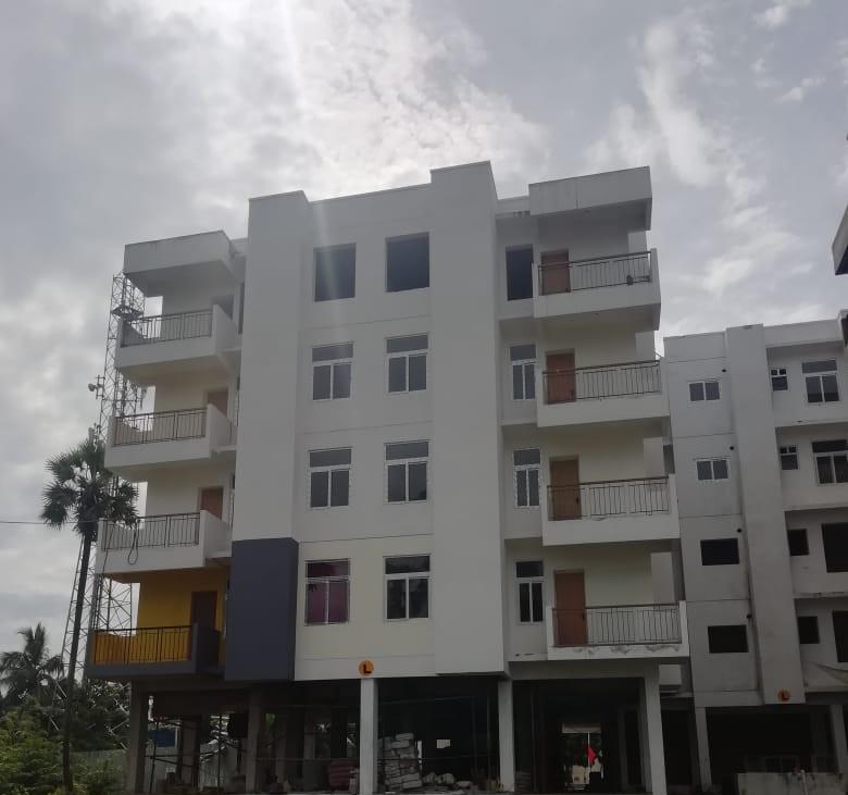 Apartments/Flats - JMR Intown Chennai